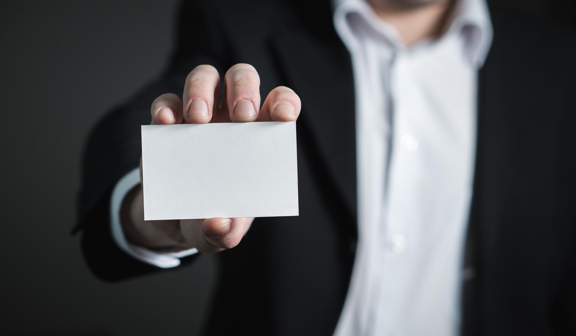 1枚の紙から仕事をバンバン獲得するフリーランスの名刺営業戦略