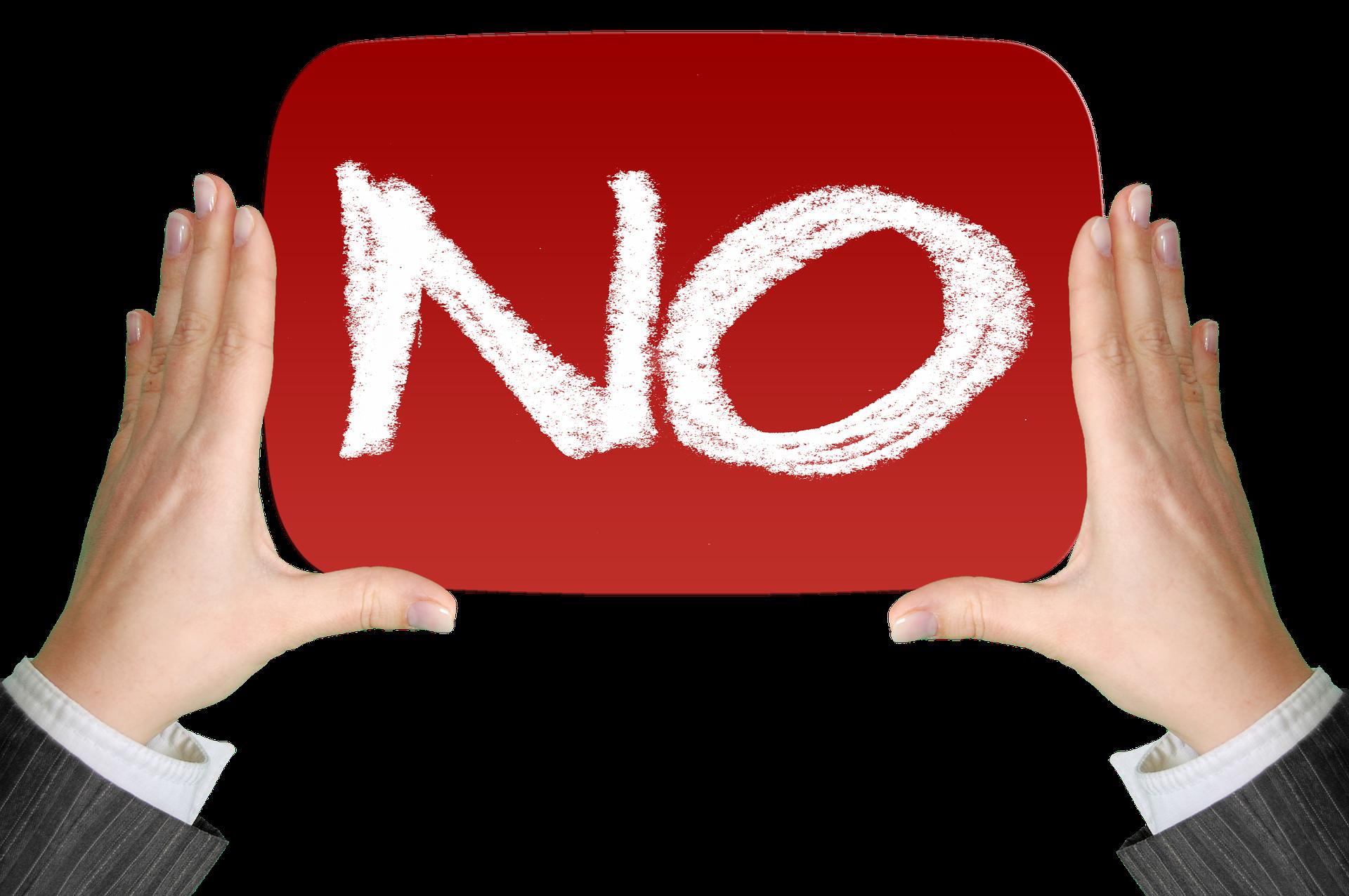 要注意!アフィリエイトの審査が通らないブログの特徴とその解決方法