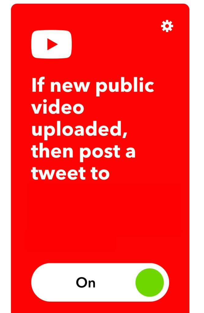 YoutubeやSNSを利用する人は、上手くIFTTTを活用した方がいい