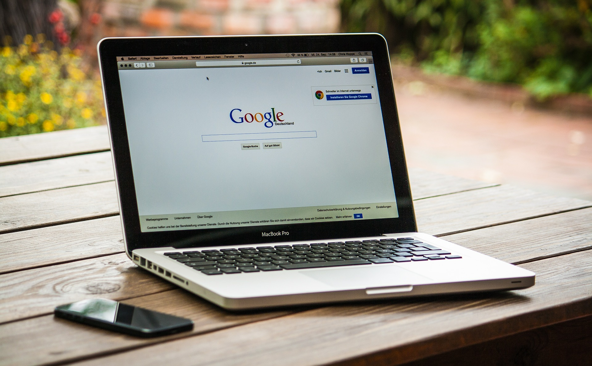 Google パソコン