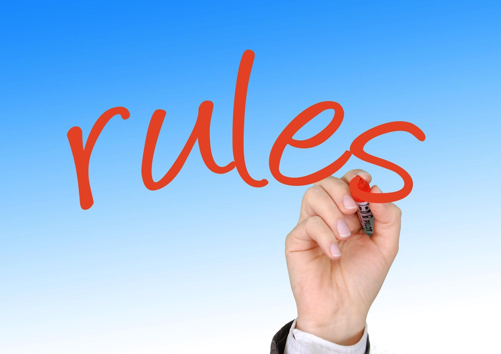ルール 法則