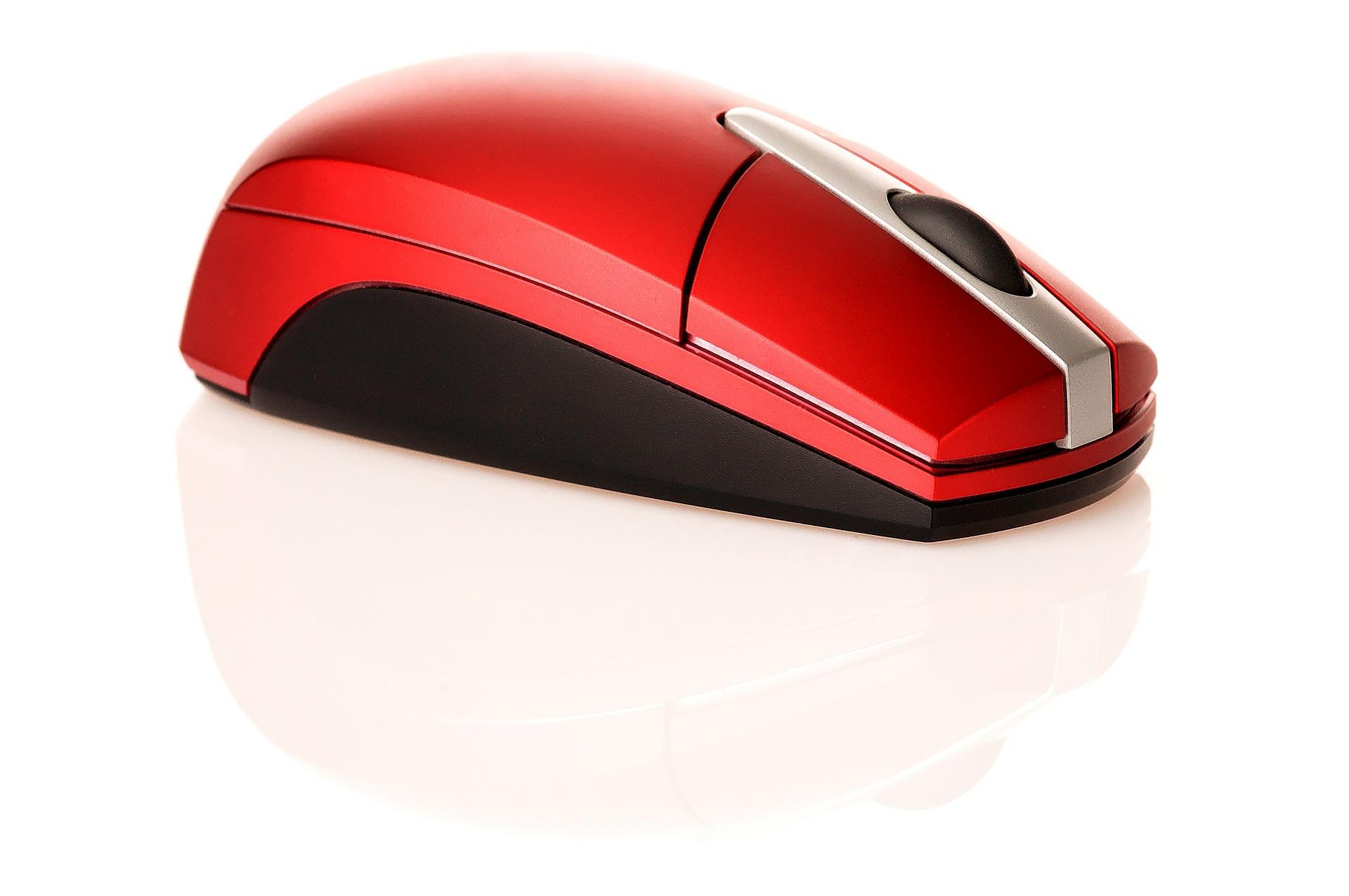 マウス クリック
