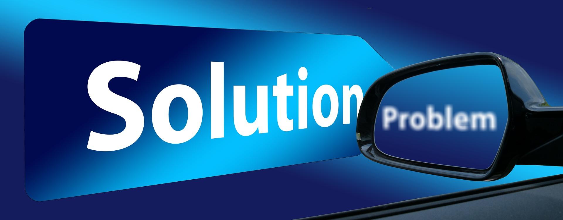 解決策 solution