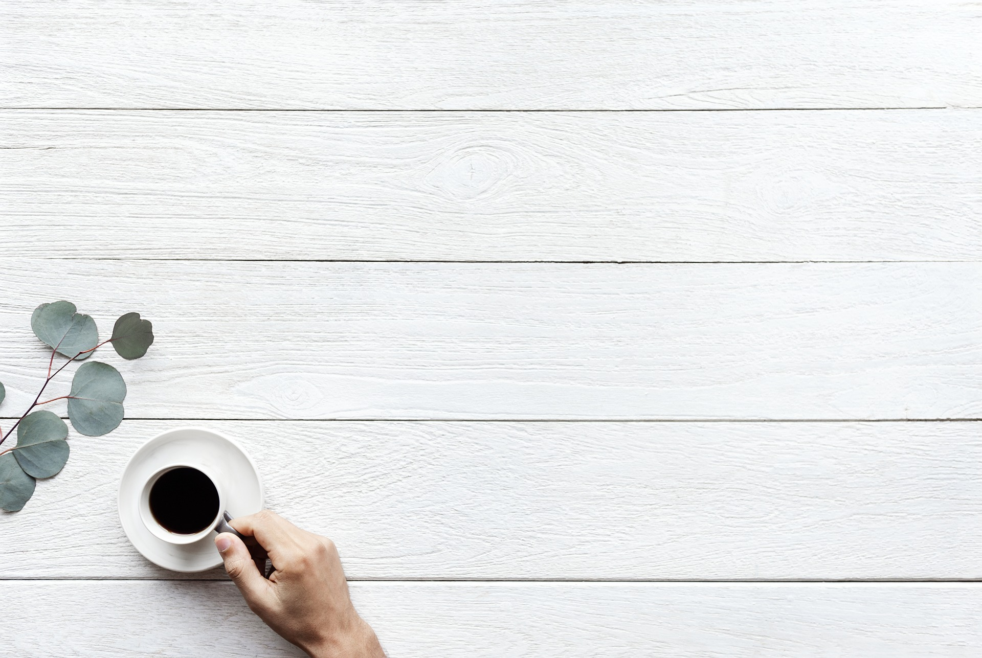 ミニマリスト 机 コーヒー