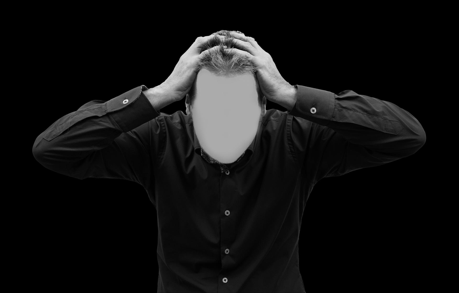 顔なし 症状