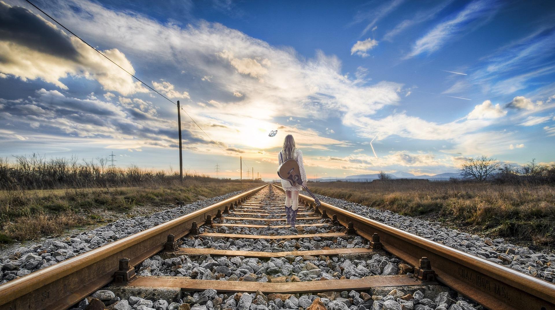 自由 線路 道 生き方