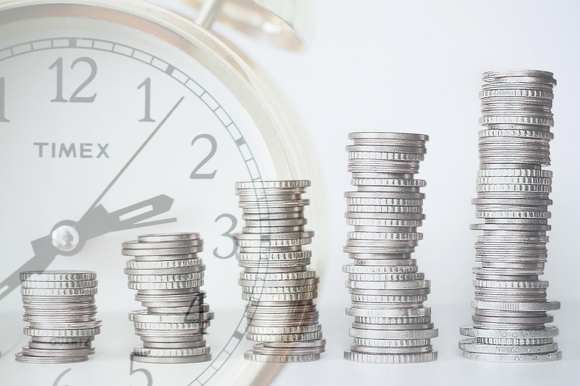 自動化 時間 お金