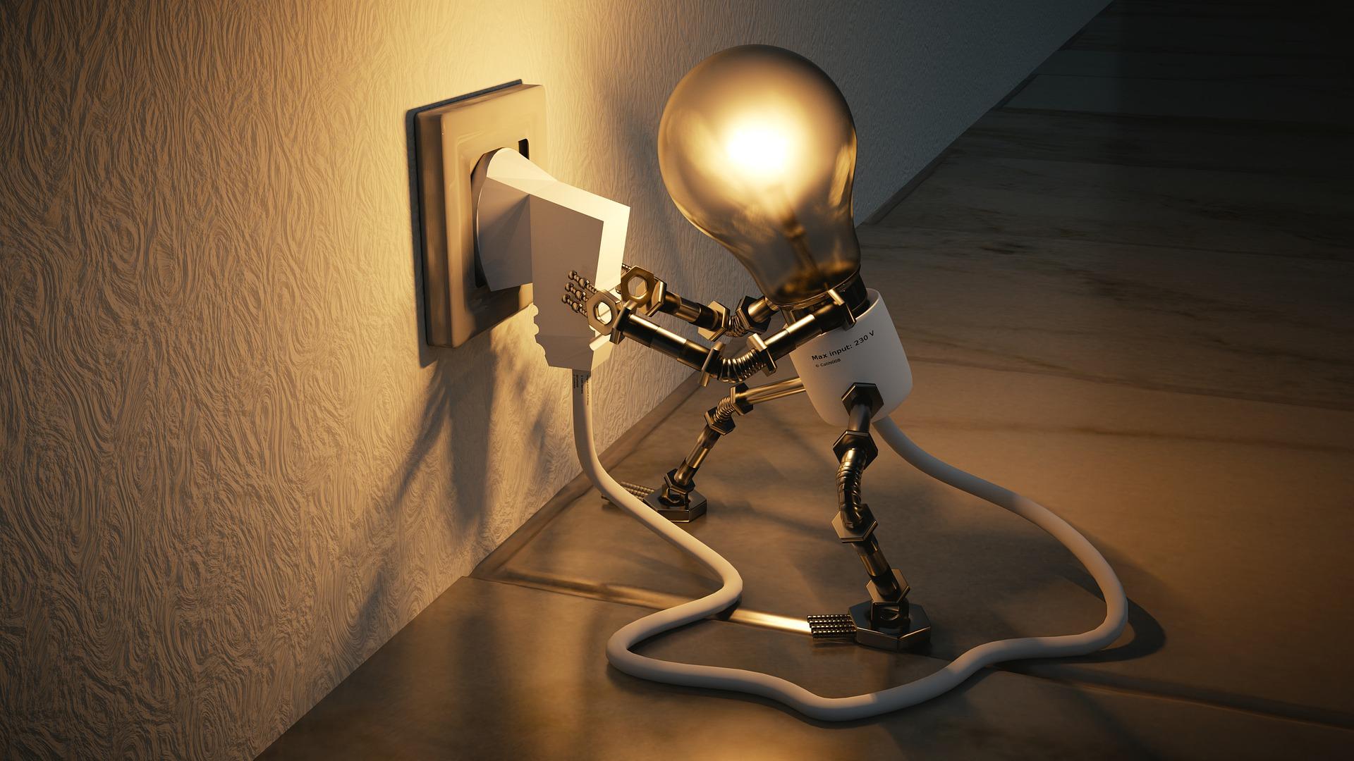 電球 発明 兆候