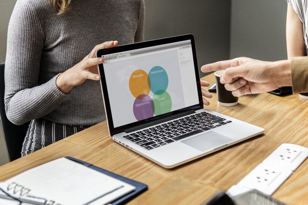 【詳解】SWOT分析の事例を誰もが知っている企業を元に紹介する。