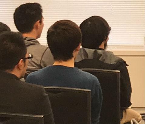 「プロ奢ラレヤー」さんと「学生社長のむっちゃん」さんの対談セミナーに潜入!
